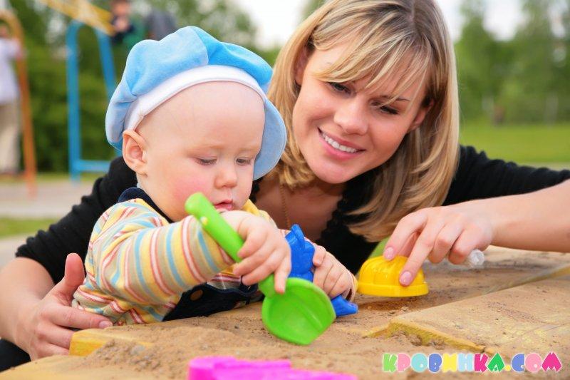 Как играть с ребёнком от рождения до 3 лет