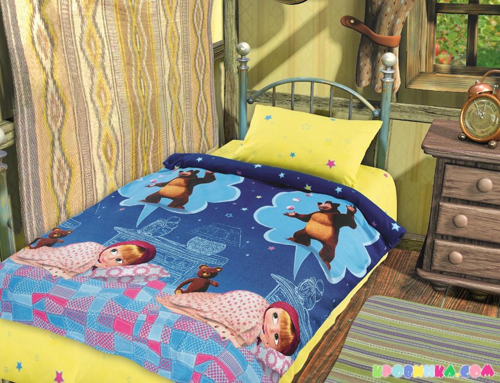 Сшить детское постельное белье 1.5 спальное
